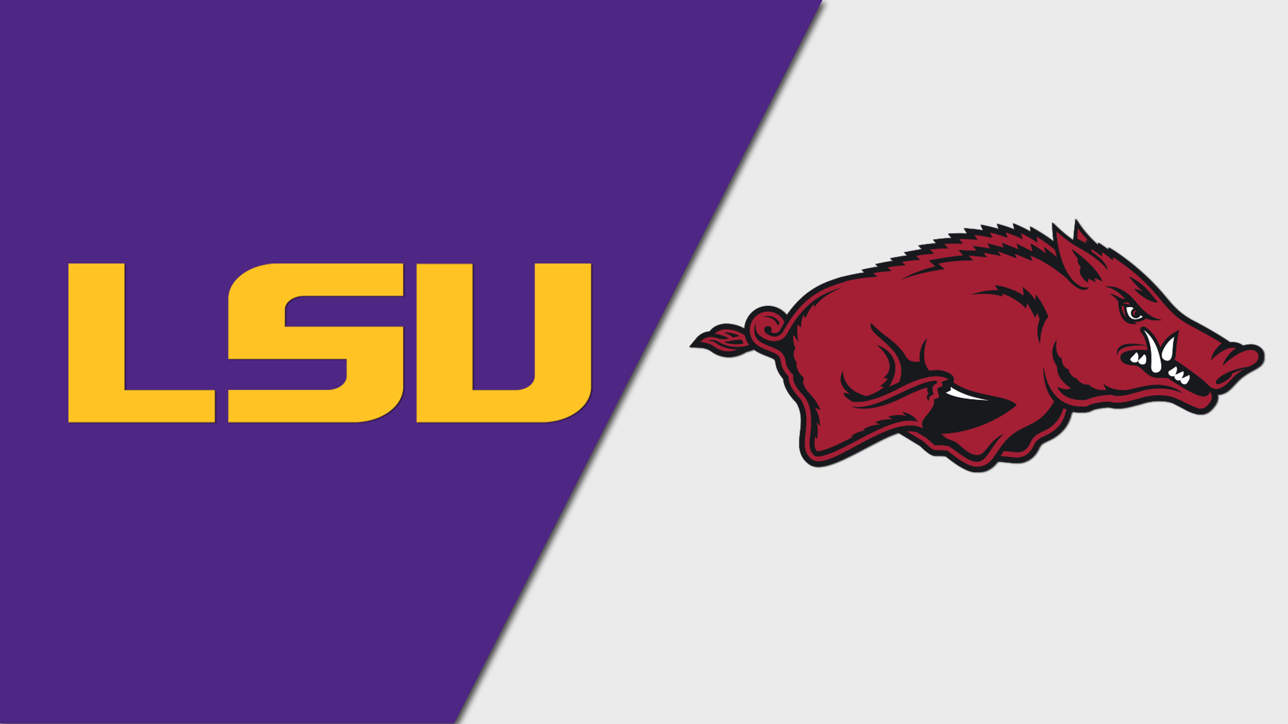LSU vs. Arkansas (W Gymnastics) (re-air)