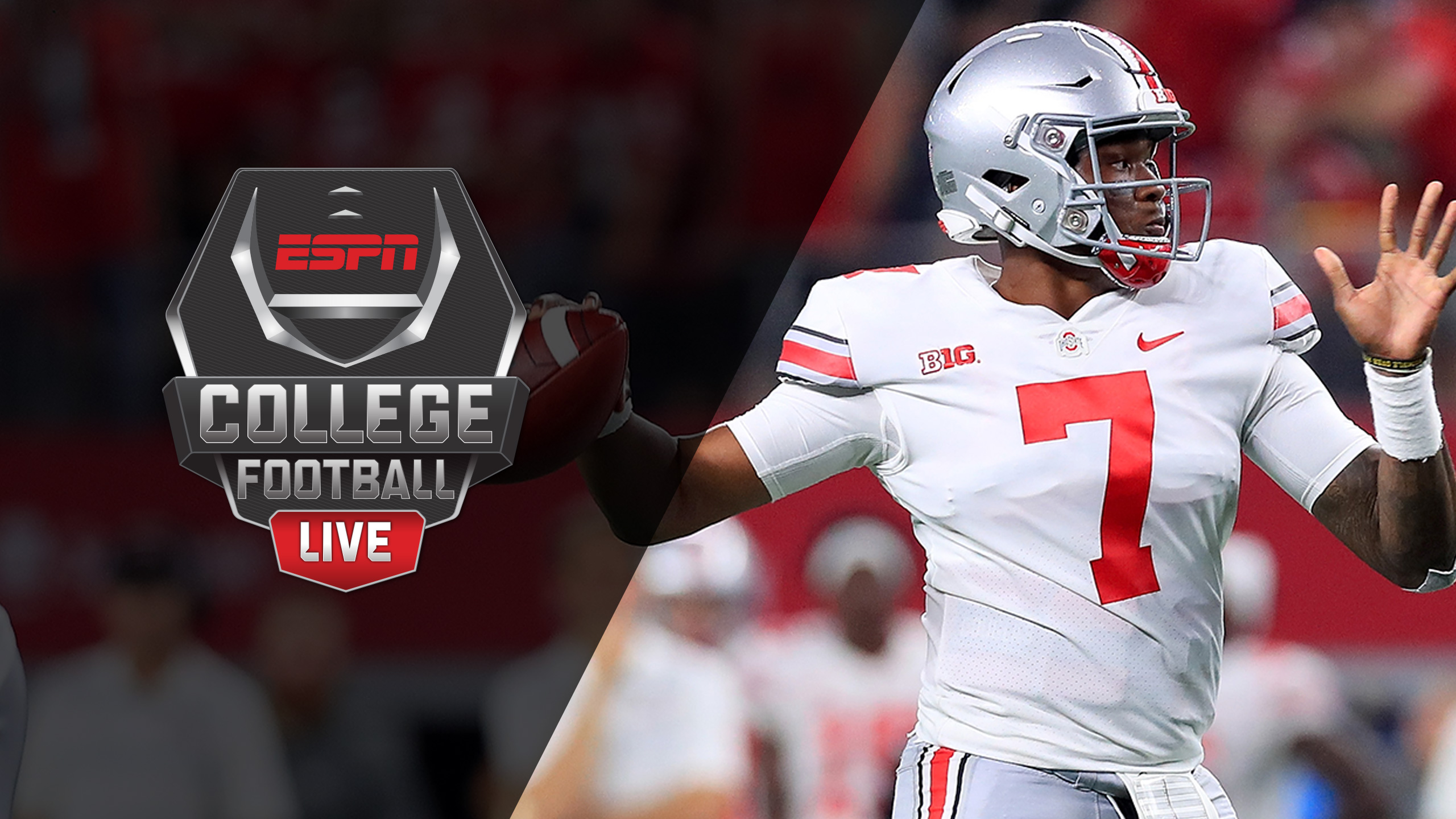 Thu, 10/18 - College Football Live Presented by Dr Pepper