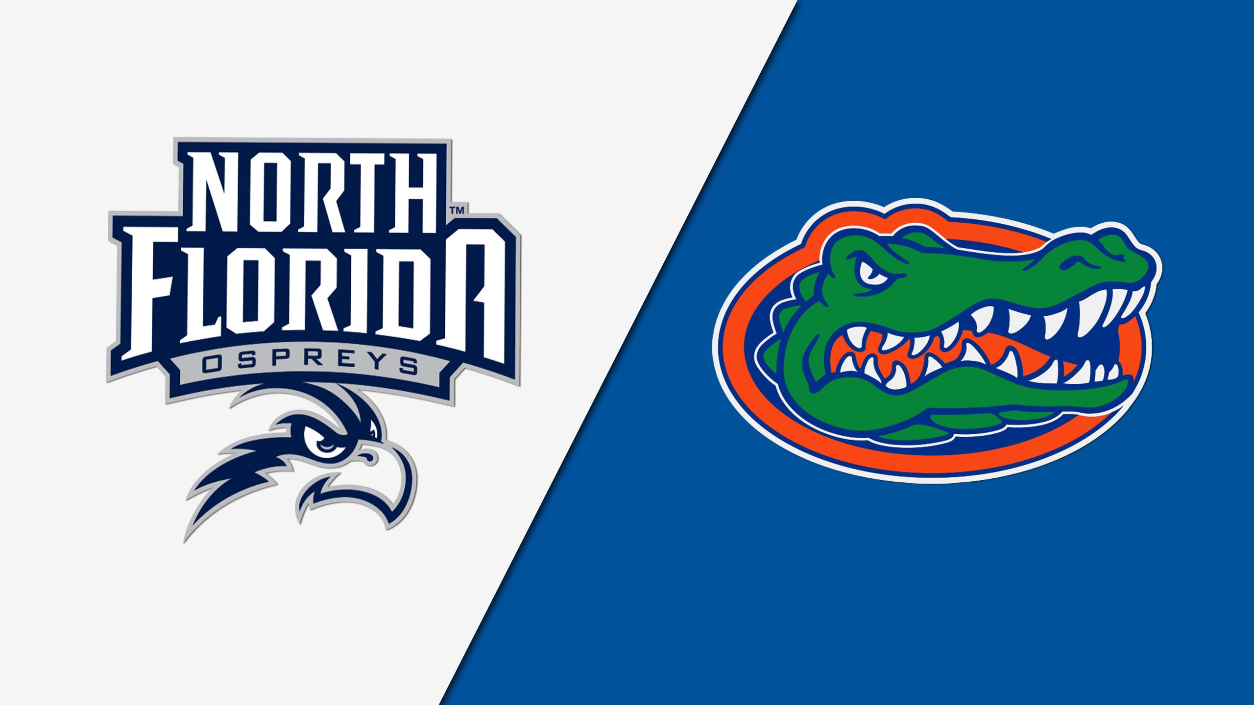 North Florida vs. Florida (M Basketball)
