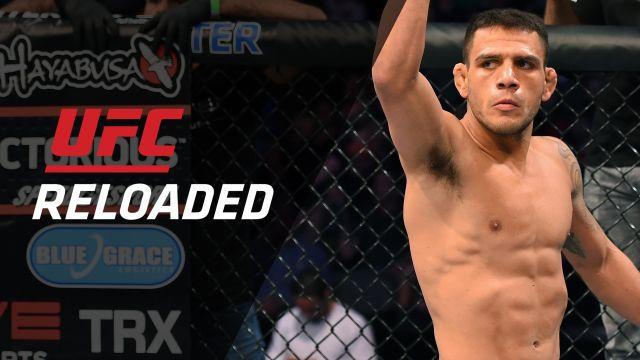 UFC Reloaded: 185: Pettis vs. Dos Anjos