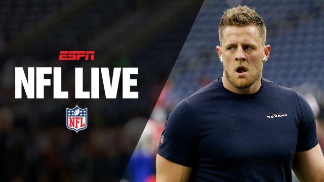 Fri, 2/21 - NFL Live