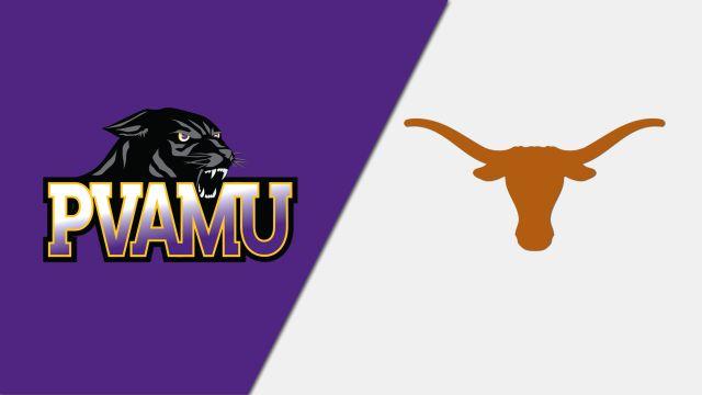 Prairie View A&M vs. Texas (M Basketball)