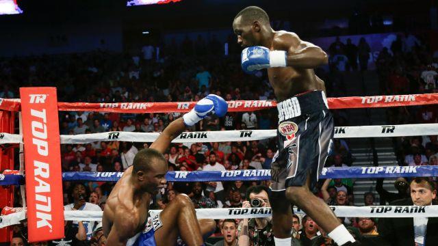 Terence Crawford vs. Julius Indongo