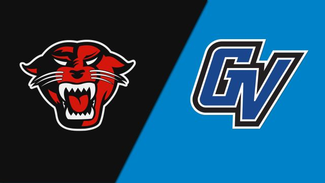 Davenport vs. Grand Valley State (Football)