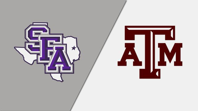 Stephen F. Austin vs. #21 Texas A&M (Baseball)
