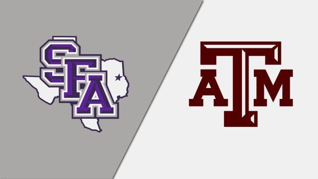 Stephen F. Austin vs. #21 Texas A&M (Baseball)