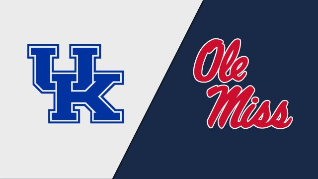 #16 Kentucky vs. Ole Miss (W Volleyball)