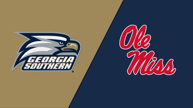 Georgia Southern vs. Ole Miss (W Basketball)