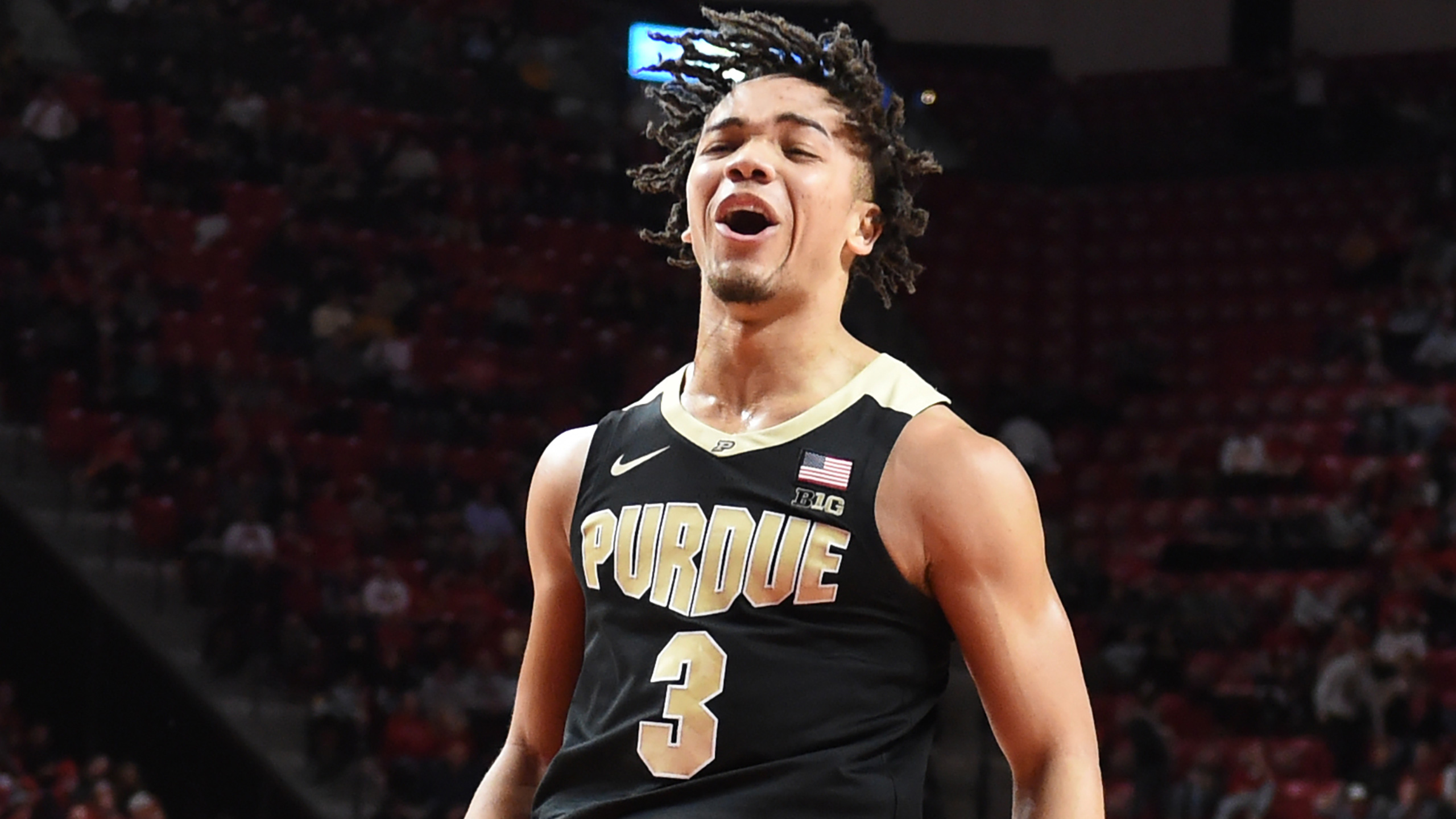 #15 Purdue vs. Indiana (M Basketball) (re-air)