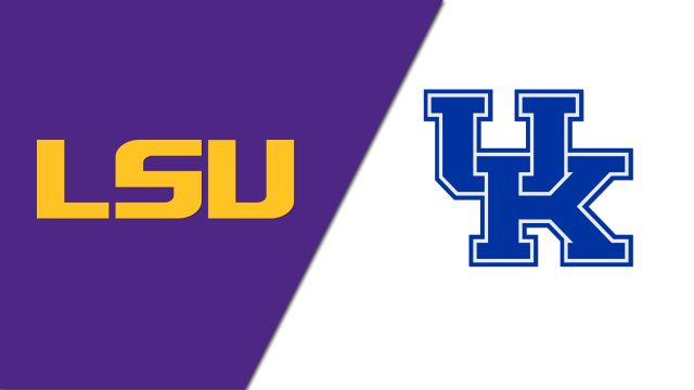 LSU vs. # 16 Kentucky (W Volleyball)