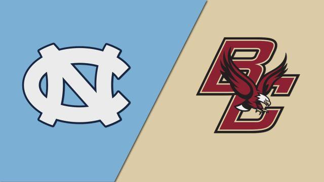 North Carolina vs. Boston College (W Basketball)