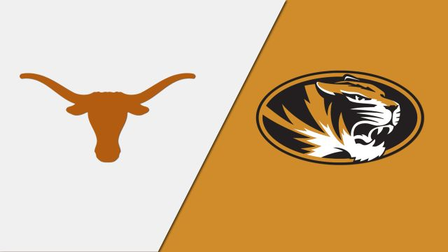 #3 Texas vs. Missouri (re-air)