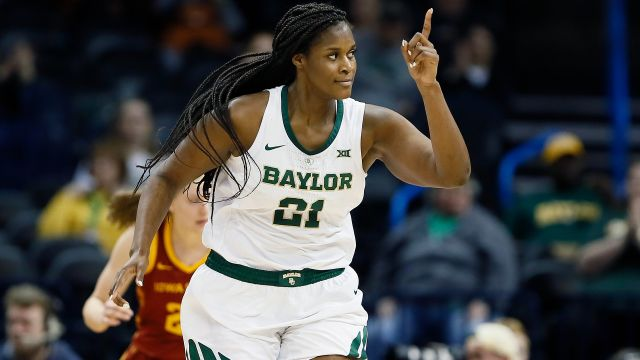 #8 California vs. #1 Baylor (Second Round) (NCAA Women's Basketball Championship)