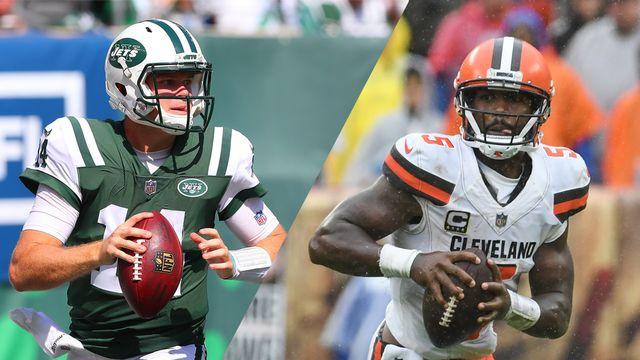New York Jets vs. Cleveland Browns