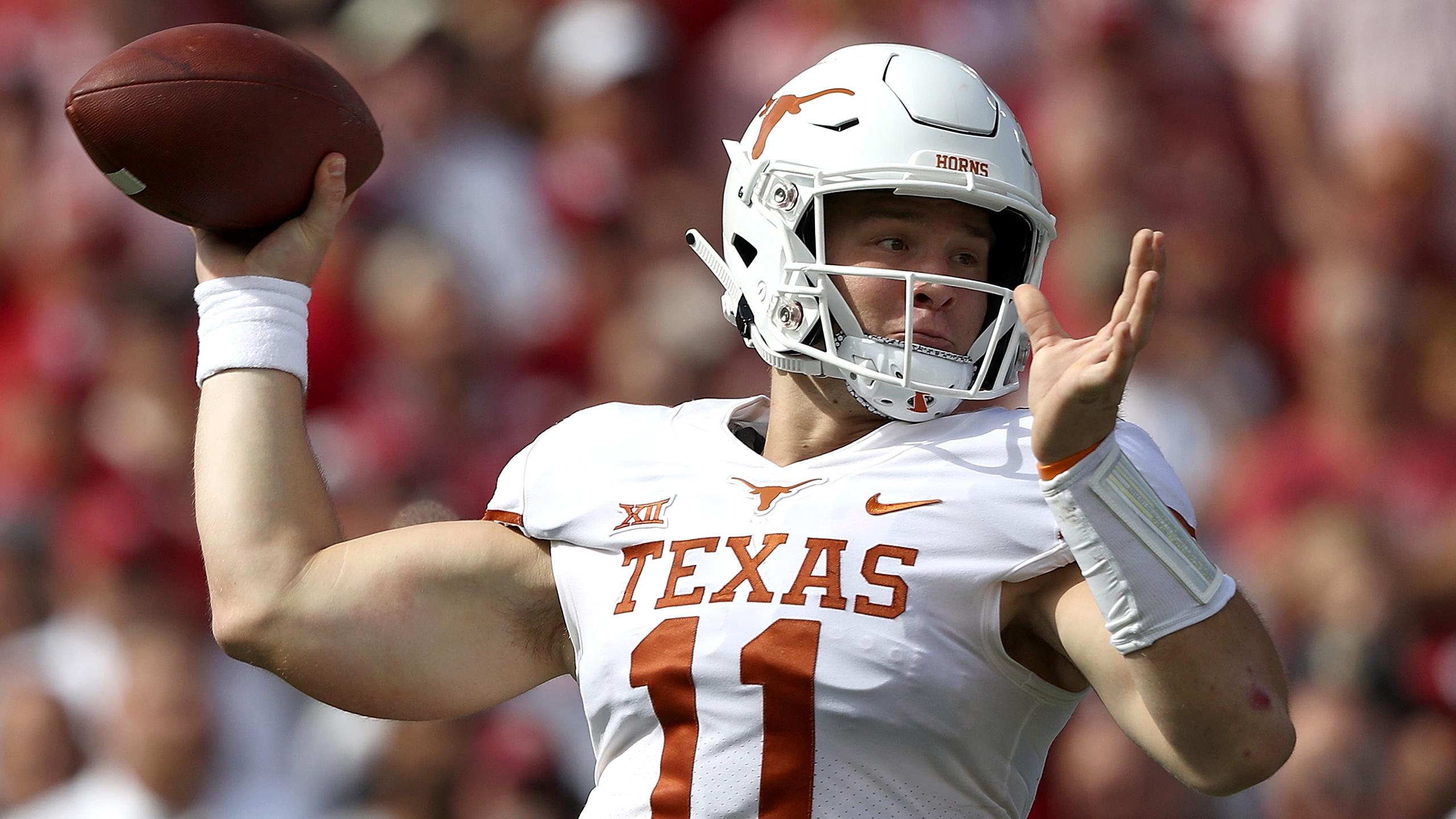 Baylor vs. #9 Texas (Football) (re-air)