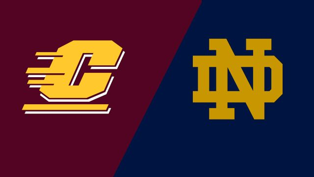 Central Michigan vs. Notre Dame (W Soccer)