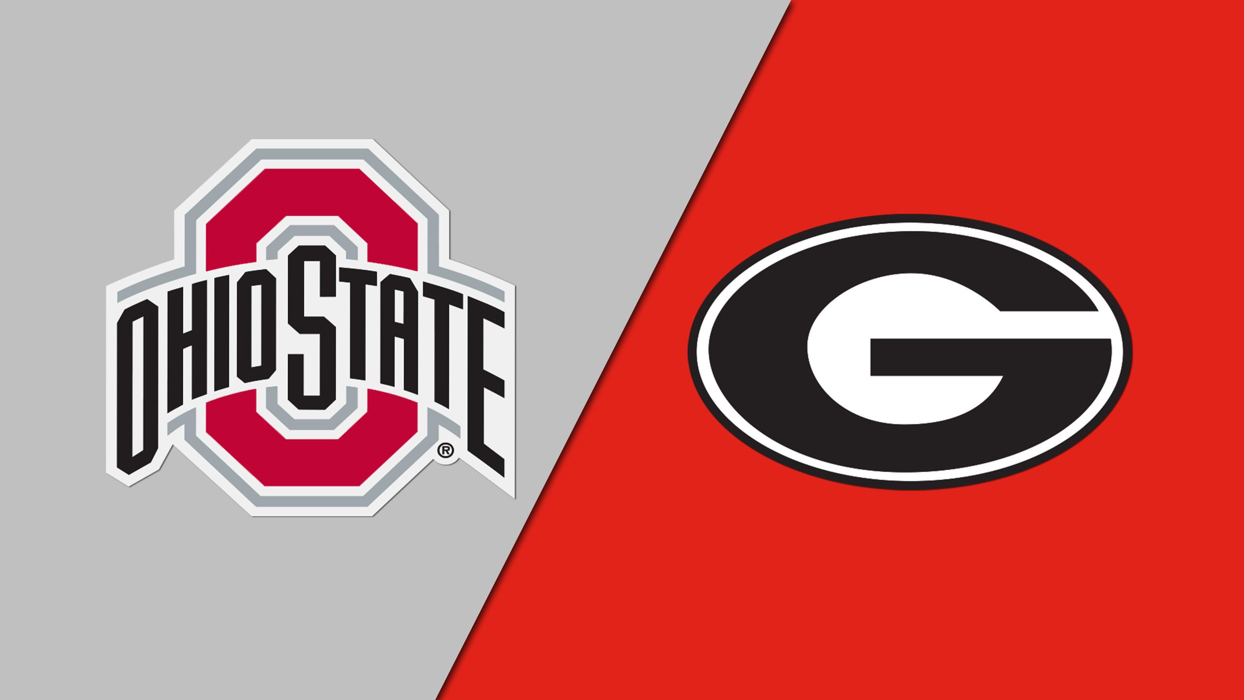 Ohio State vs. Georgia (W Gmynastics)