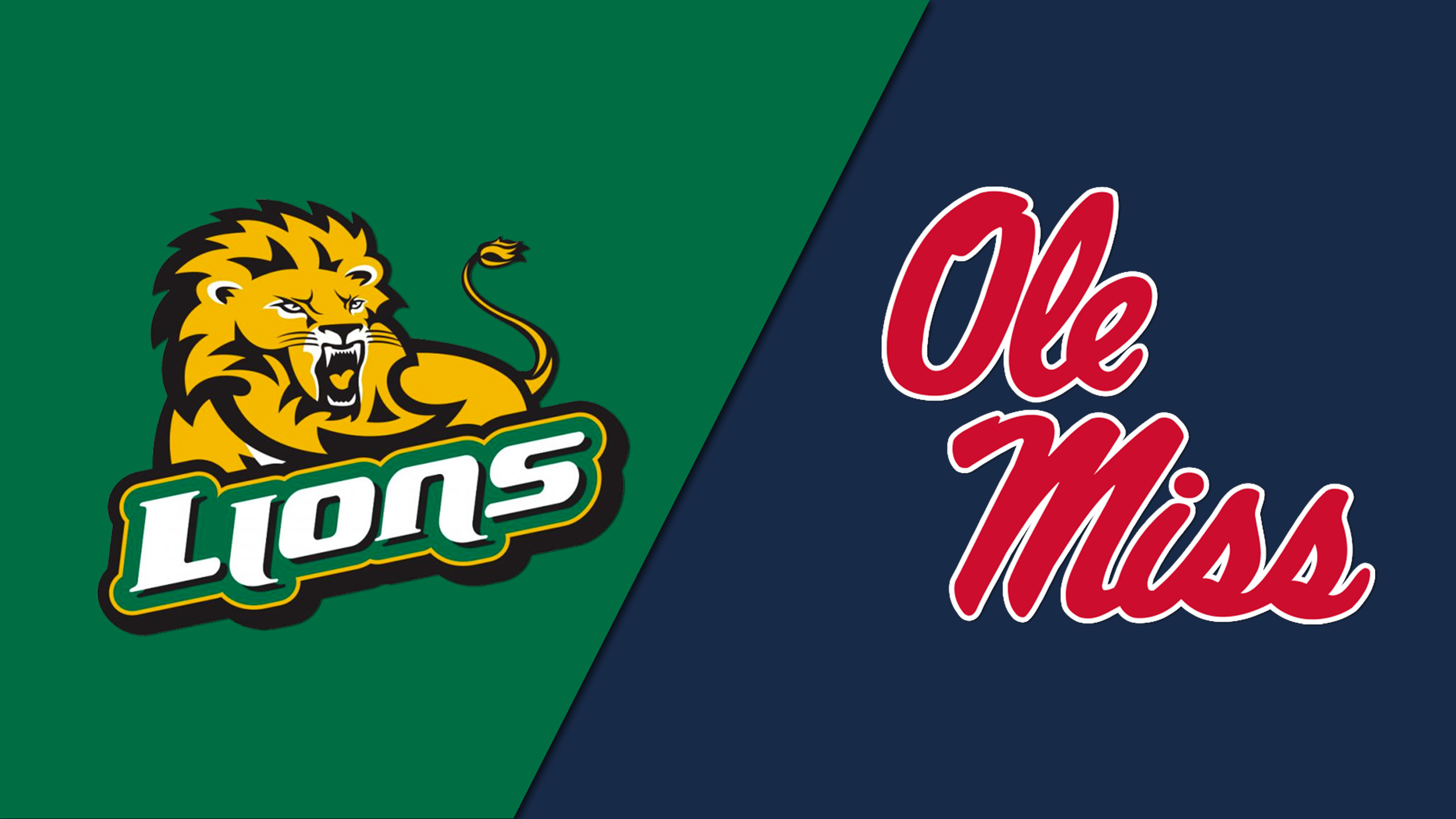 Southeastern Louisiana vs. Ole Miss (M Basketball)
