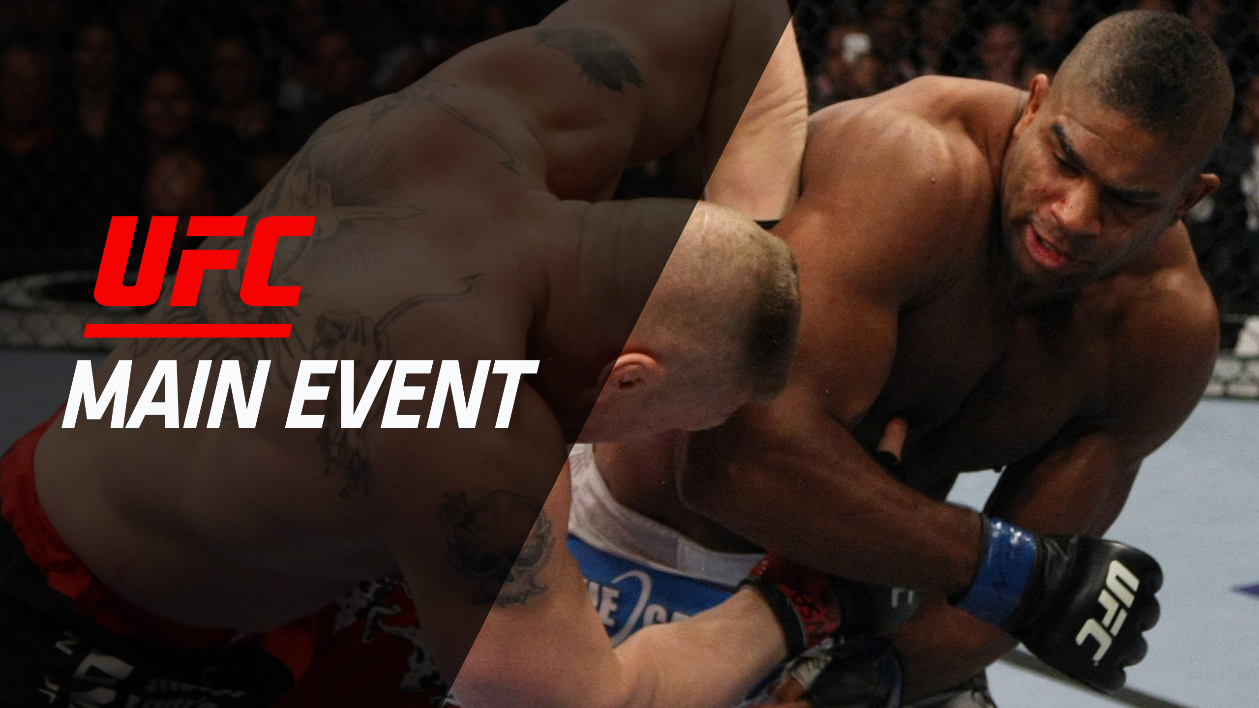 UFC Main Event: Lesnar vs. Overeem/Diaz vs. Cerrone