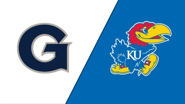 Georgetown vs. Kansas (M Basketball)