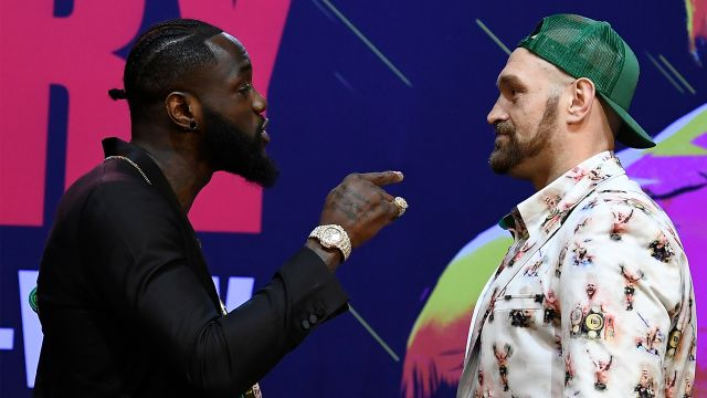 In Spanish - Live Pre-Show: Deontay Wilder vs. Tyson Fury II