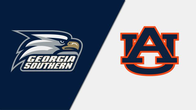 Georgia Southern vs. Auburn (Softball)
