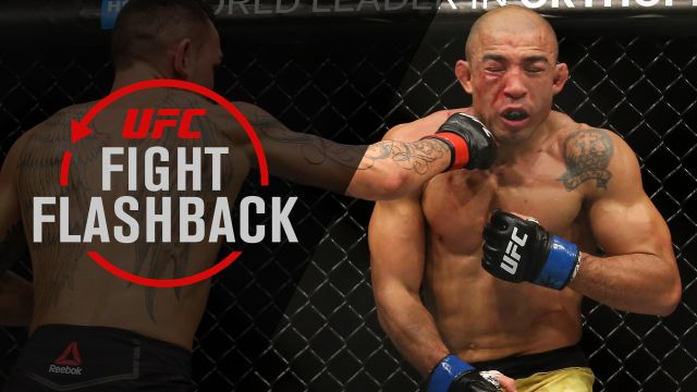 UFC Fight Flashback: Holloway vs. Aldo 2