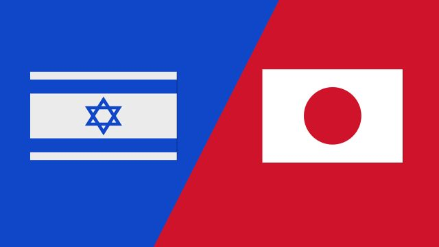 Israel vs. Japan