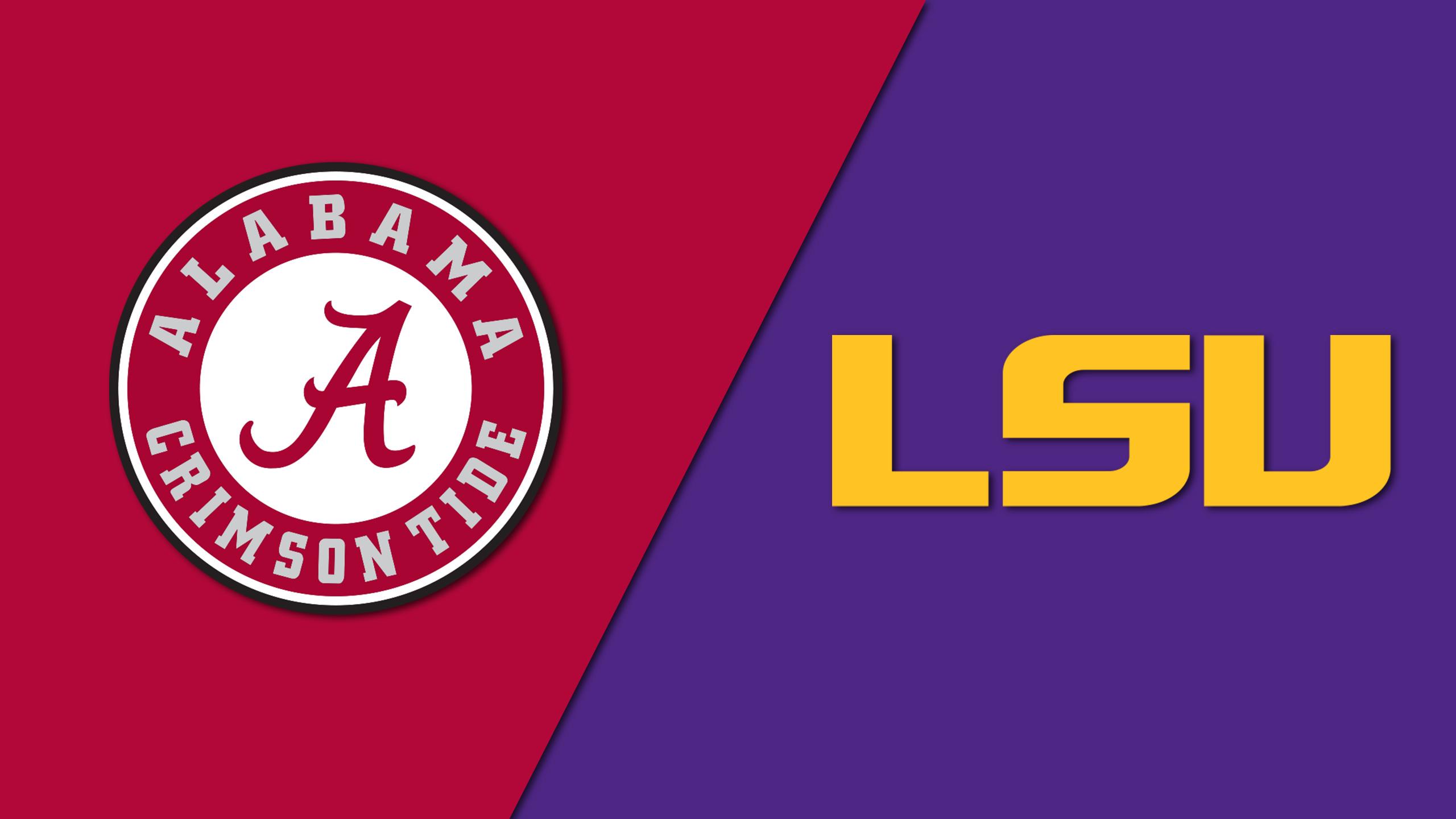 Alabama vs. LSU (W Soccer)