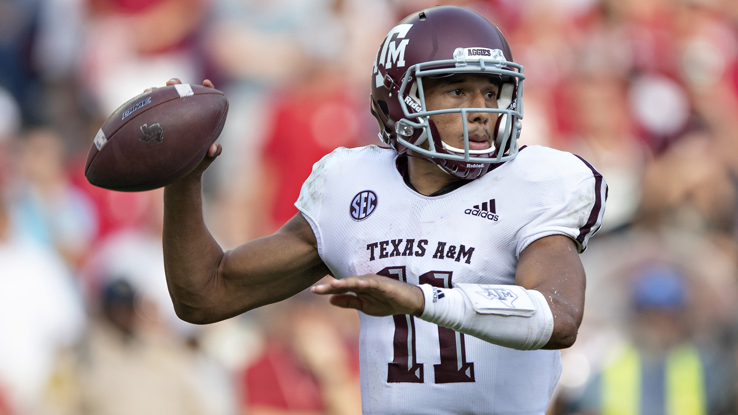 #22 Texas A&M vs. South Carolina (Football) (re-air)