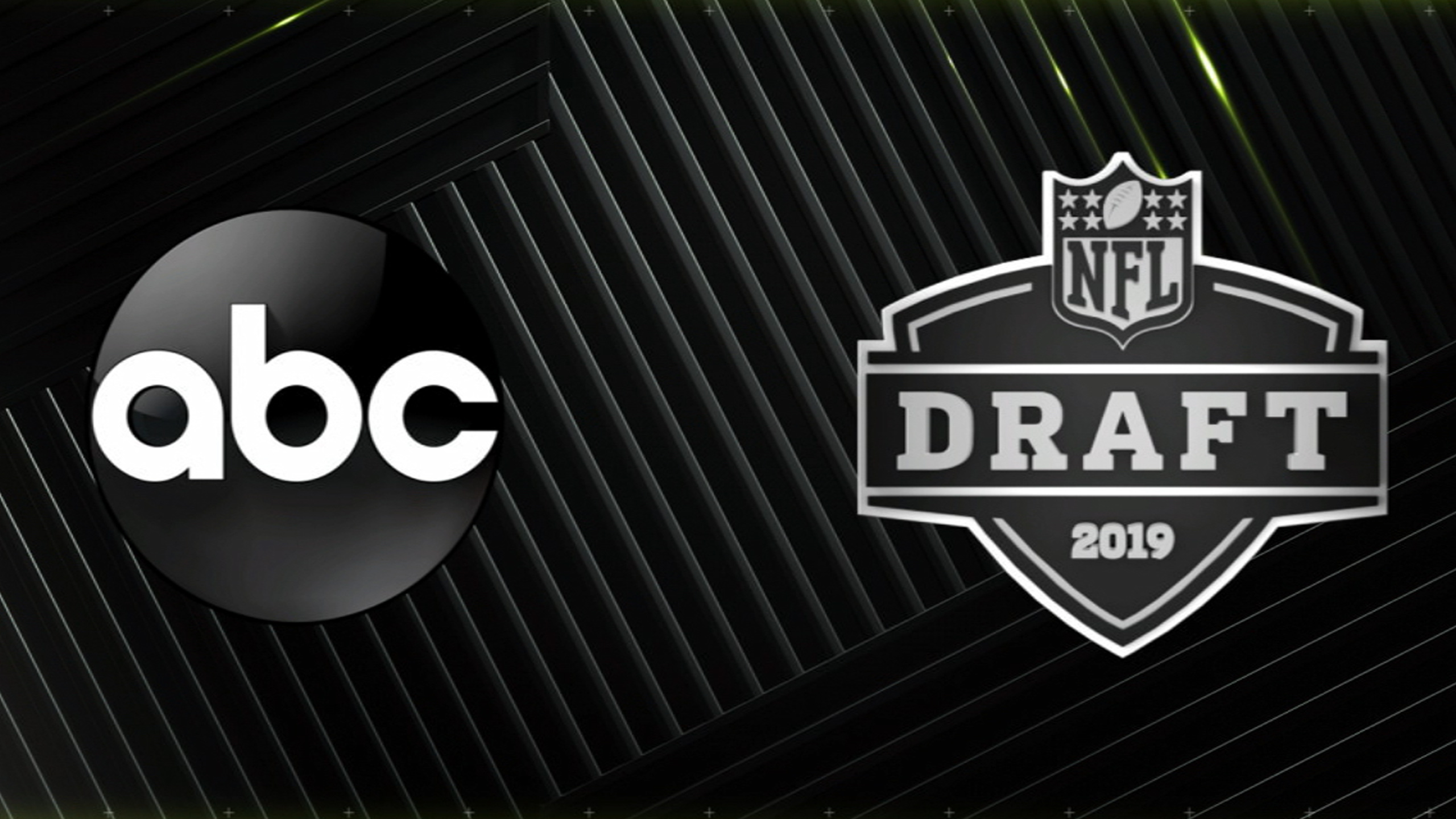 2019 NFL Draft on ABC (Round 1)