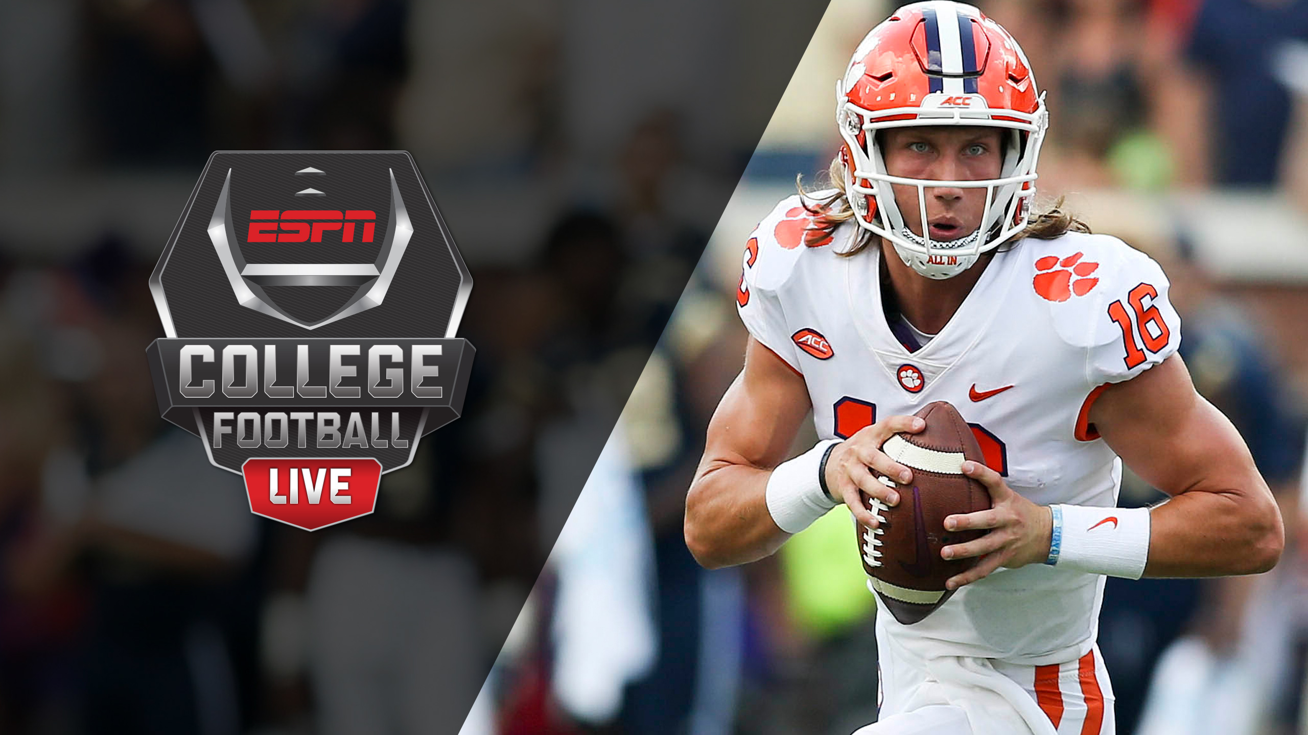 Mon, 9/24 - College Football Live Presented by ZipRecruiter