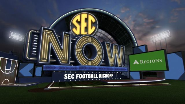 SEC Now: 2019 SEC Kickoff Presented by Regions Bank