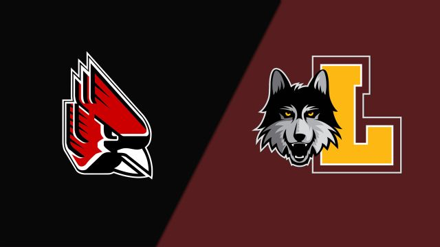 Ball State vs. Loyola-Chicago (M Volleyball)