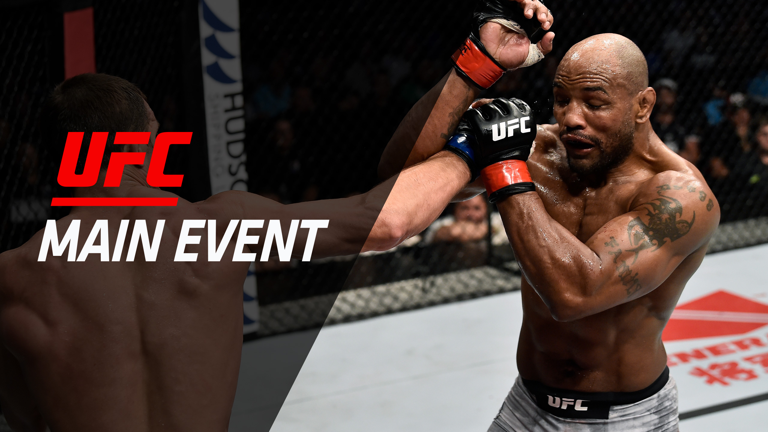 UFC Main Event: Romero vs. Rockhold