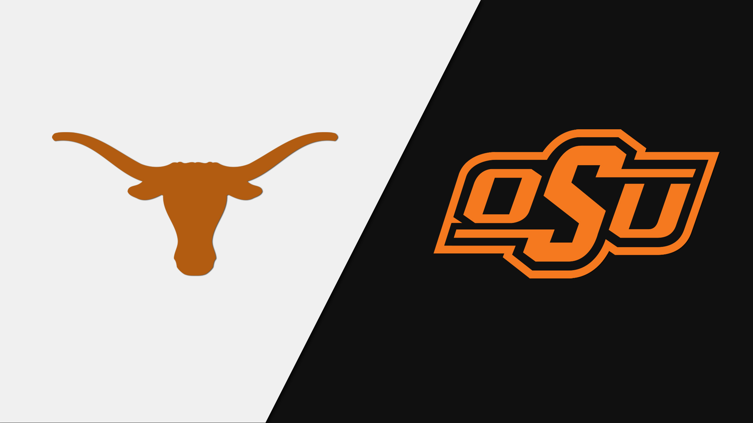 Texas vs. #8 Oklahoma State (M Basketball) (re-air)
