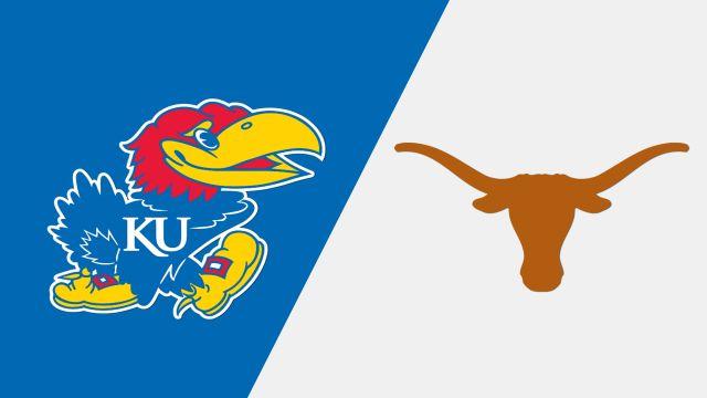 Kansas vs. Texas (W Soccer)