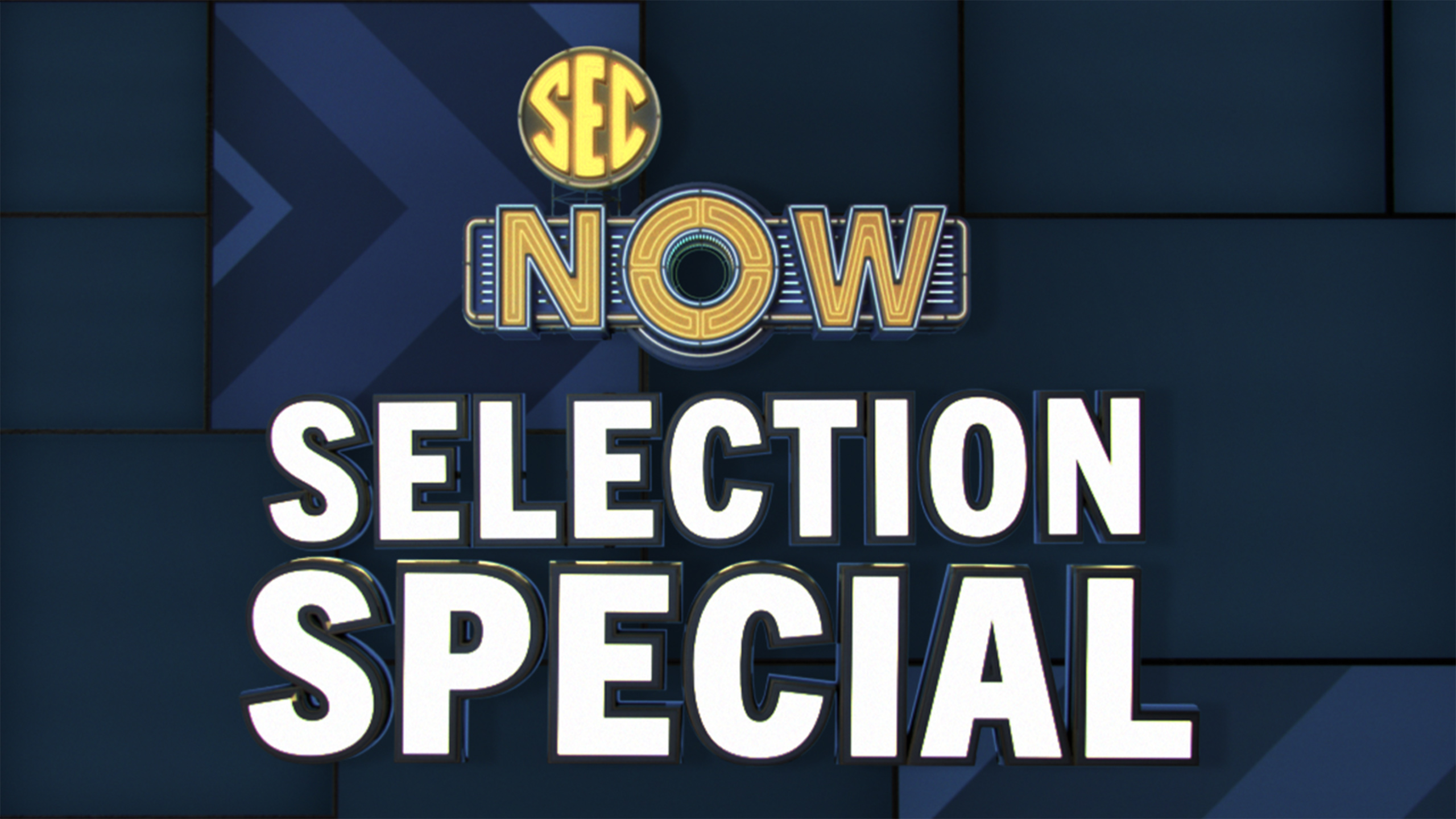 SEC Now: Selection Special