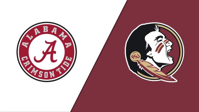 Alabama vs. Florida State (W Volleyball)