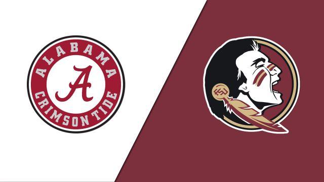 Alabama vs. Florida State (W Volleyball)