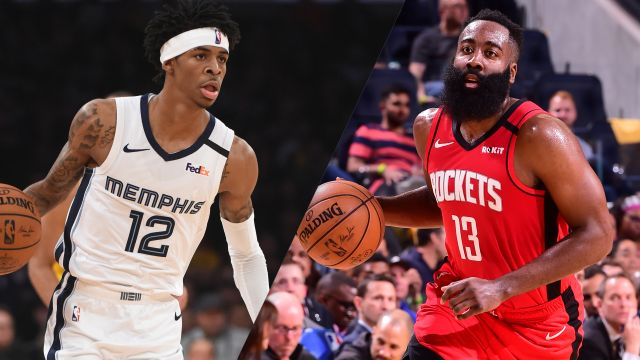 In Spanish-Memphis Grizzlies vs. Houston Rockets