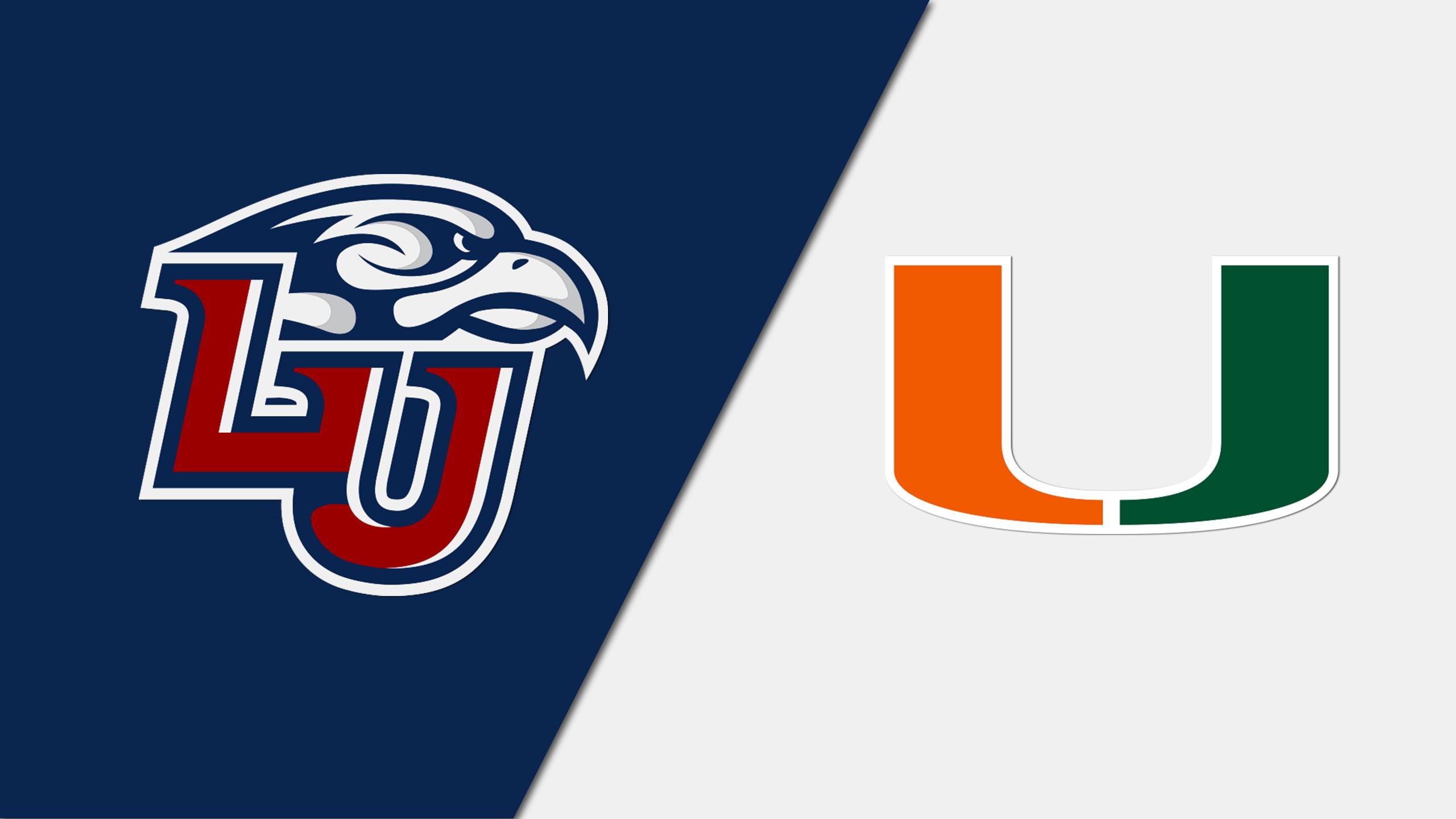 Liberty vs. Miami (M Tennis)