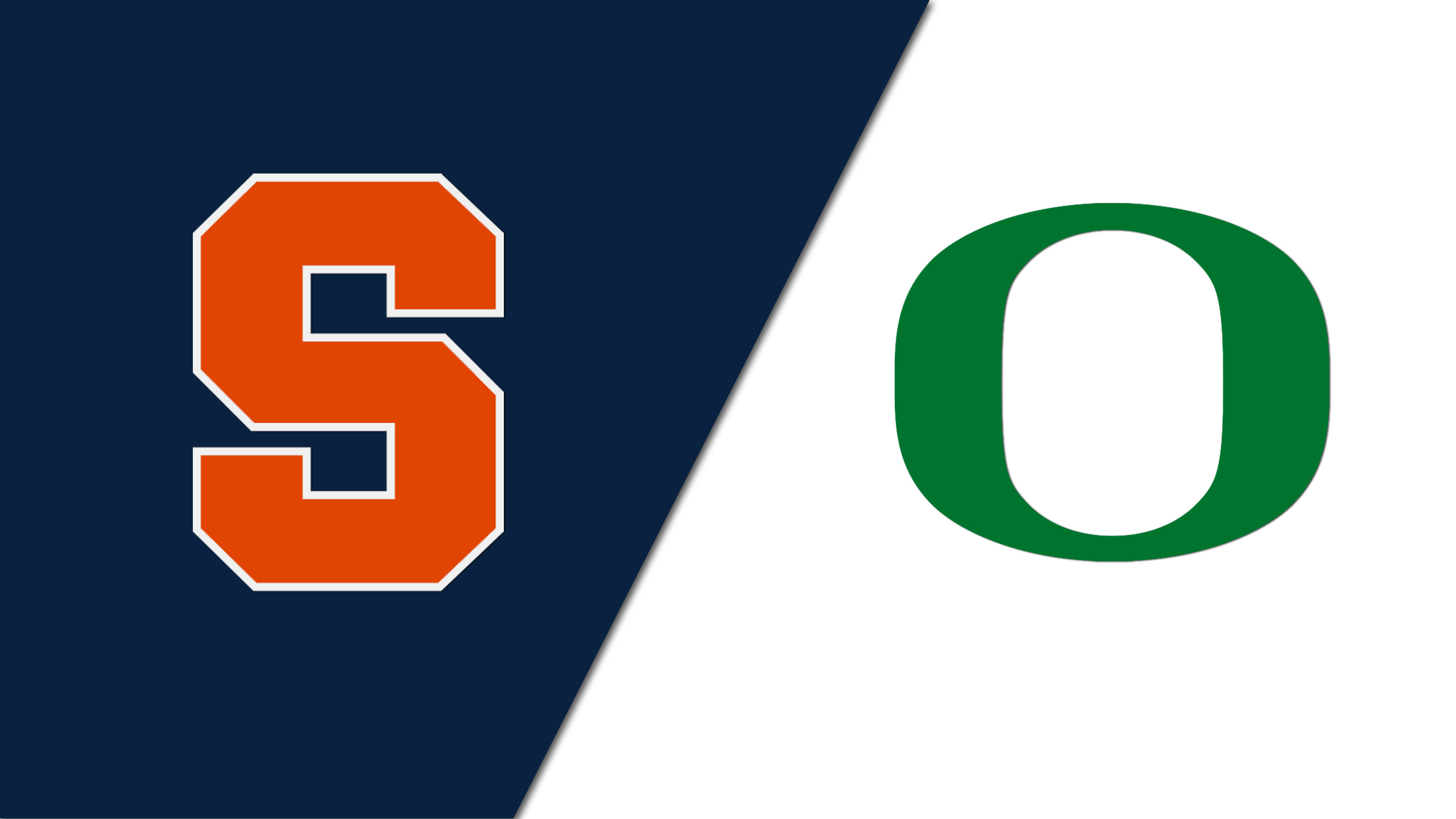 #15 Syracuse vs. #13 Oregon (3rd Place Game) (2K Empire Classic) (re-air)