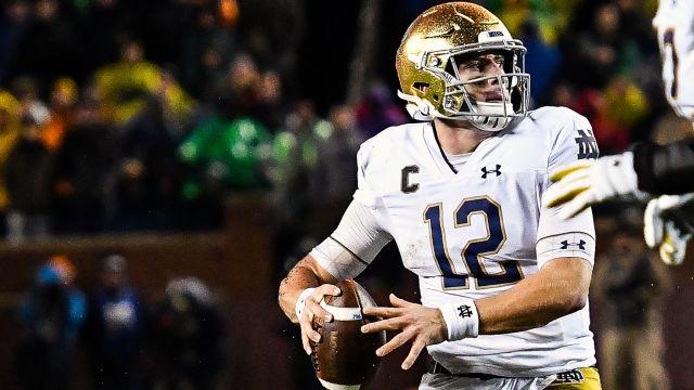 #15 Notre Dame vs. Duke (Football)