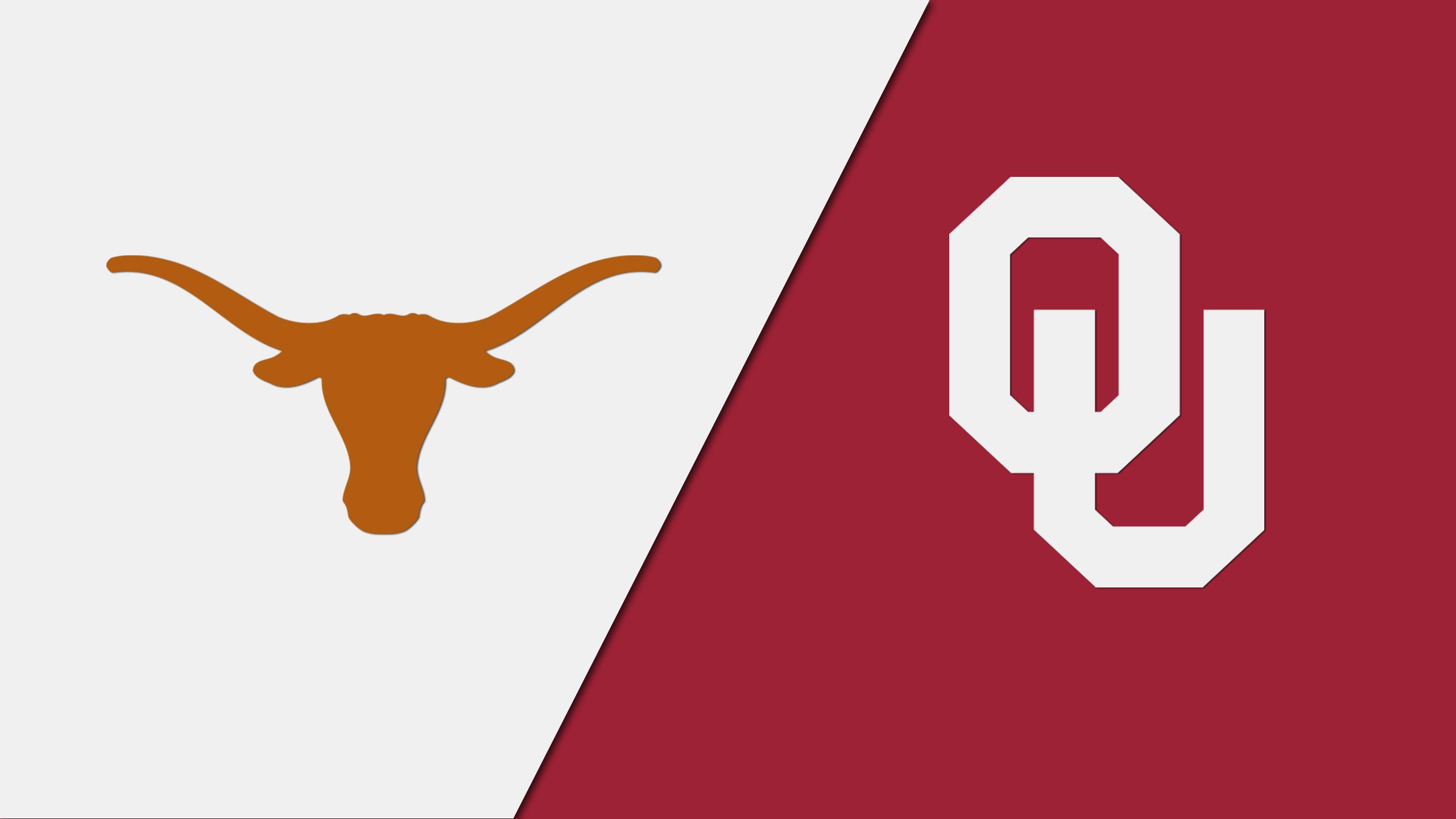 Texas vs. Oklahoma (M Basketball) (re-air)