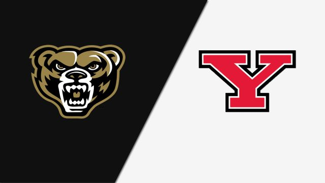 Oakland vs. Youngstown State (Softball)