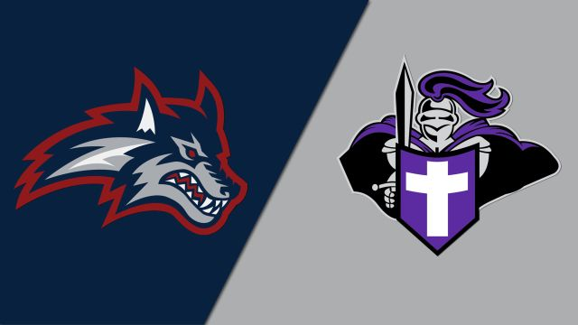 Stony Brook vs. Holy Cross (Semifinal #1)