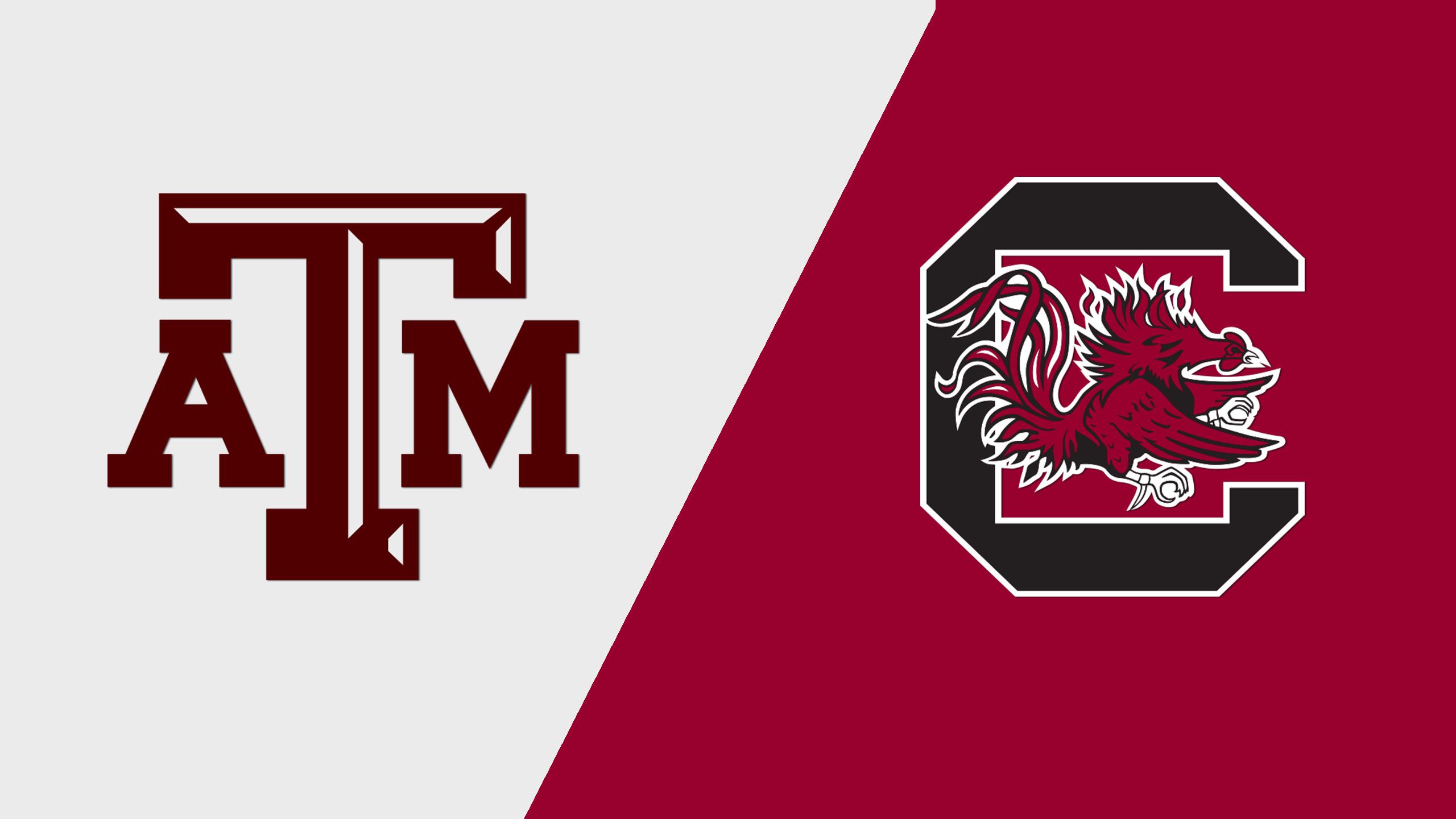 Texas A&M vs. South Carolina (M Basketball)