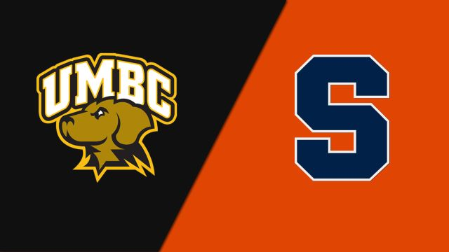 Maryland - Baltimore County vs. Syracuse (W Basketball)