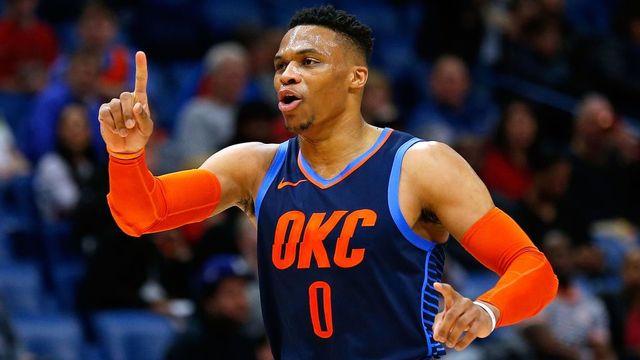 Amado pela torcida do Thunder, Westbrook coleciona desavenças dentro da NBA